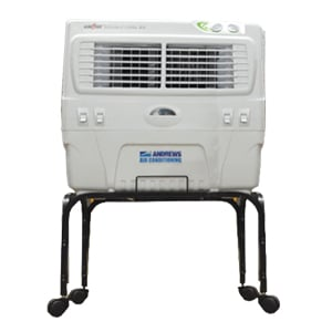 Double Cool Evaporative Cooler Angle View